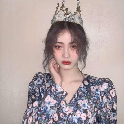2021让人惊呼好看的女生甜蜜头像 恰好樱花盛开杳无人烟插图8